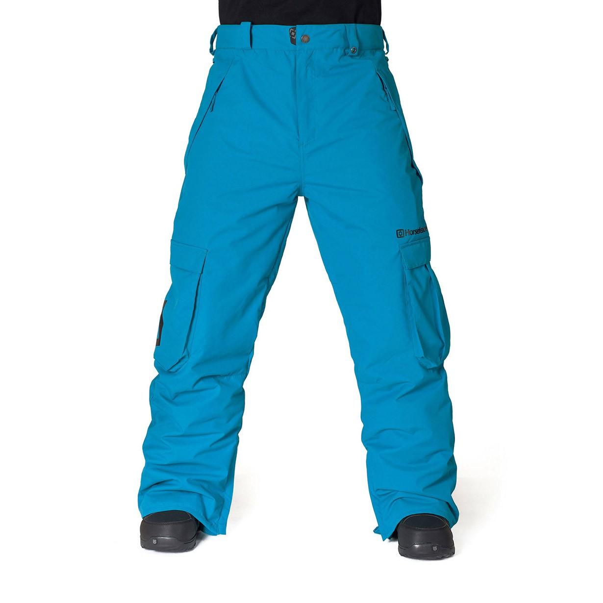 Kalhoty Horsefeathers Josh blue vel.XL 15/16 + doručení do 24 hodin