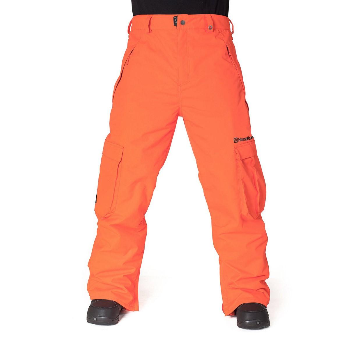 Kalhoty Horsefeathers Josh orange vel.XL 15/16 + doručení do 24 hodin