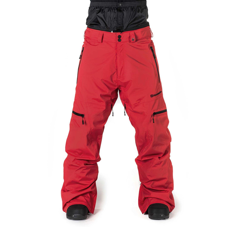 Kalhoty Horsefeathers Majestic red