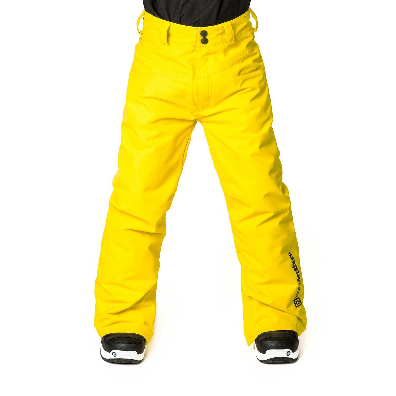 Kalhoty Horsefeathers Rae Kids yellow vel.JR S 16/17 + doručení do 24 hodin
