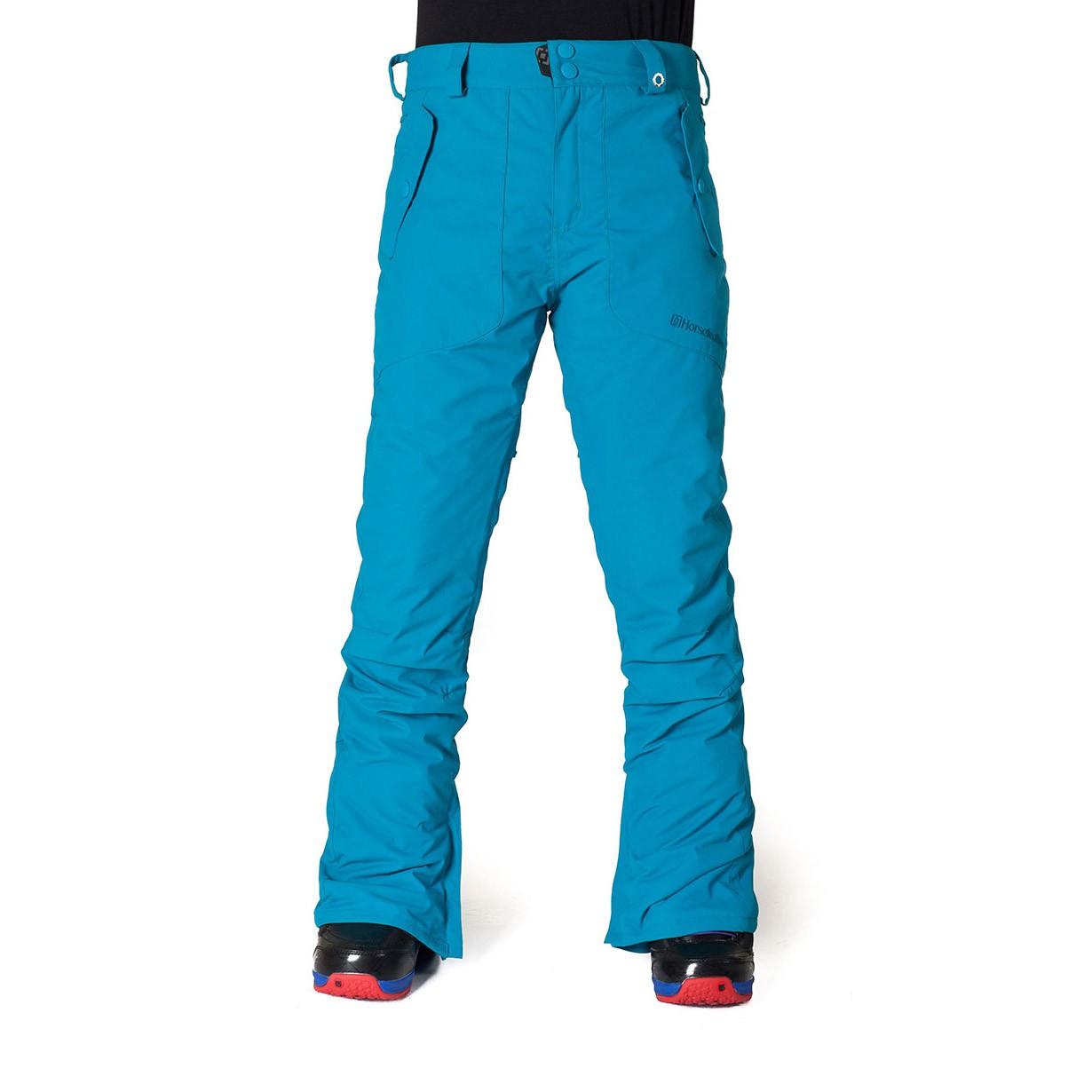 Kalhoty Horsefeathers Rose blue