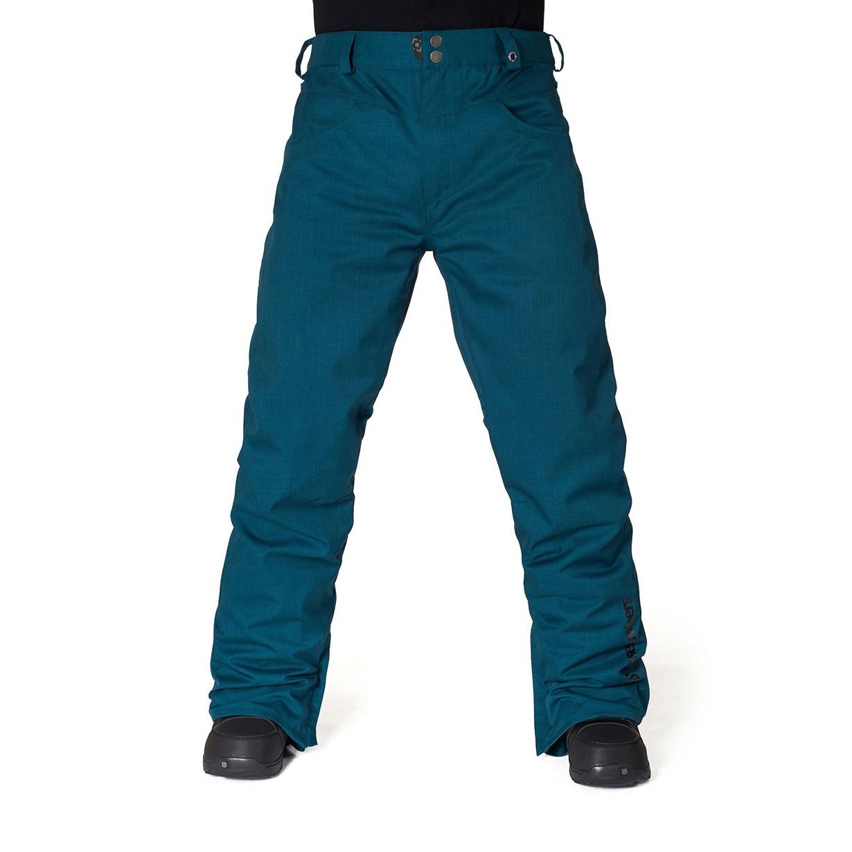 Kalhoty Horsefeathers Roulette deep blue