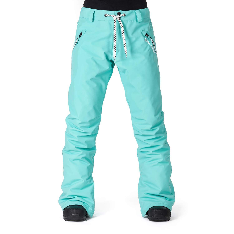 Kalhoty Horsefeathers Shirley pool blue