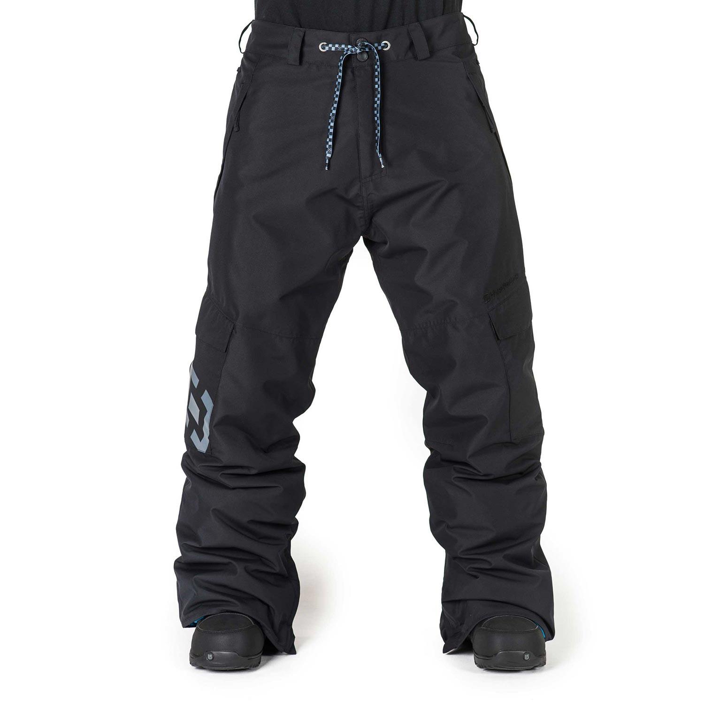 Kalhoty Horsefeathers Stewart black