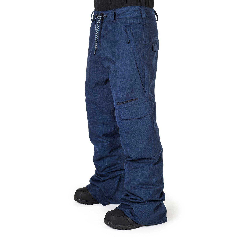 Kalhoty Horsefeathers Stewart heather navy