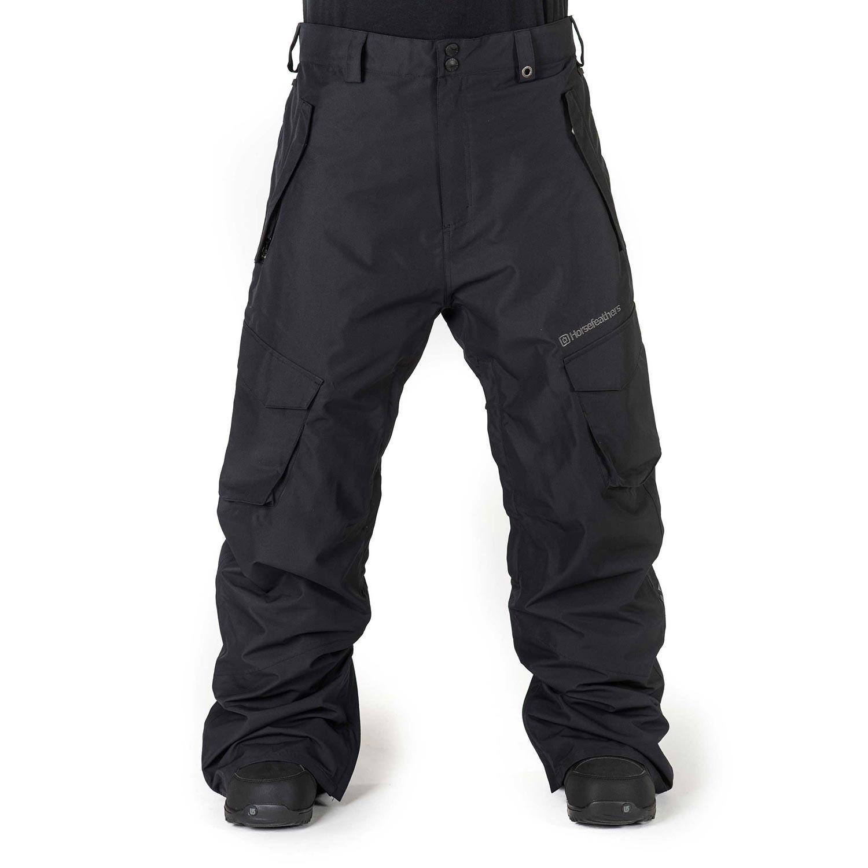 Kalhoty Horsefeathers Taseko black