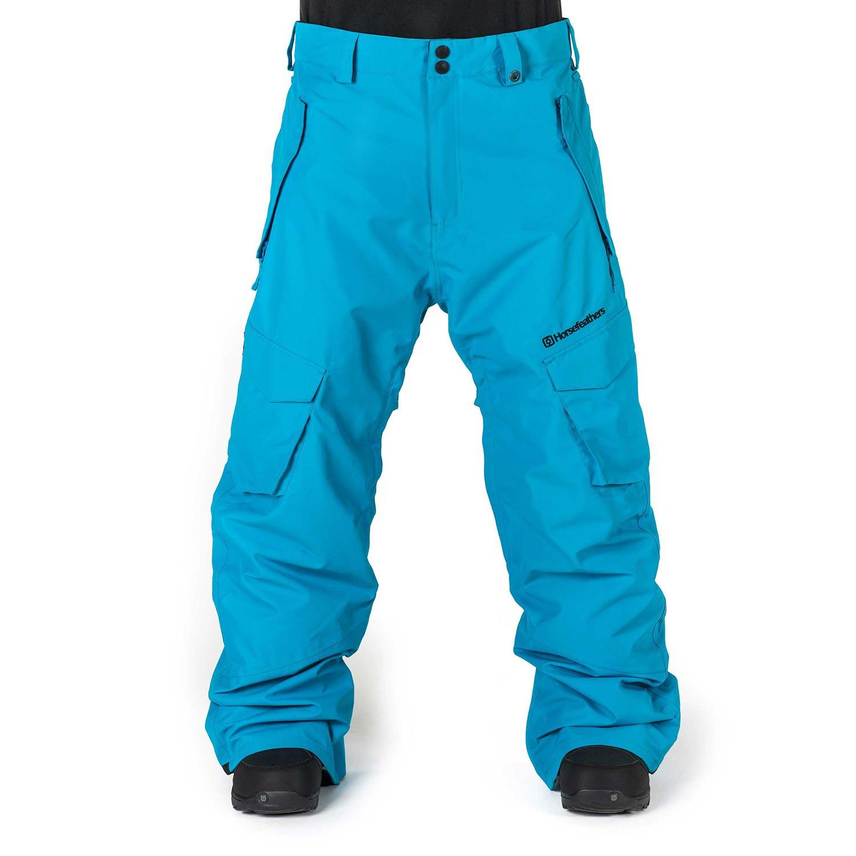 Kalhoty Horsefeathers Taseko blue