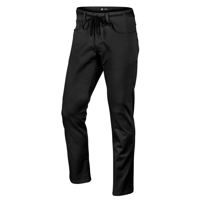 Kalhoty Nike SB Ftm 5 Pocket black