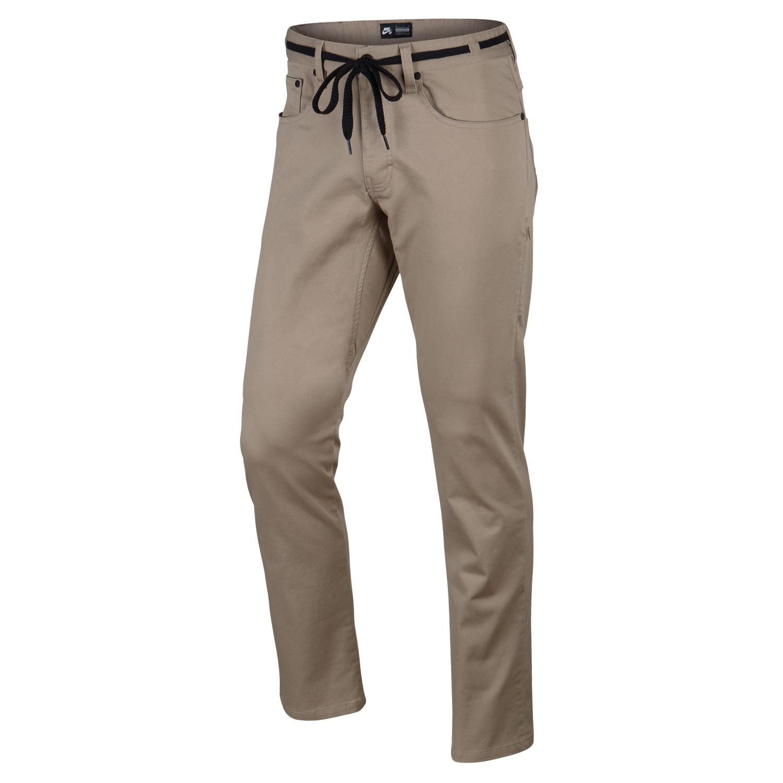 Kalhoty Nike SB Ftm 5 Pocket khaki vel.30 17 + doručení do 24 hodin