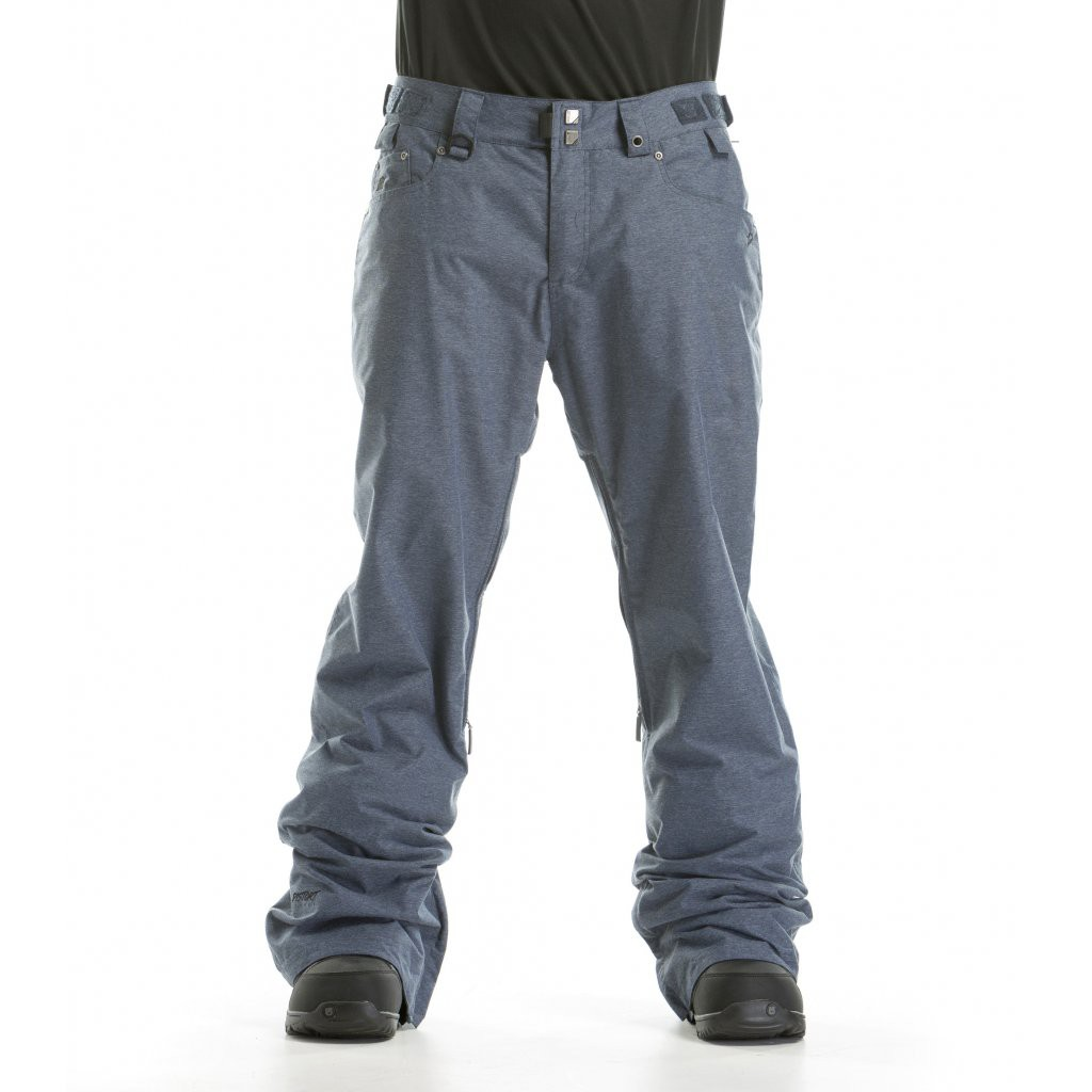 Kalhoty Nugget Charge 2 denim vel.L 16/17 + doručení do 24 hodin