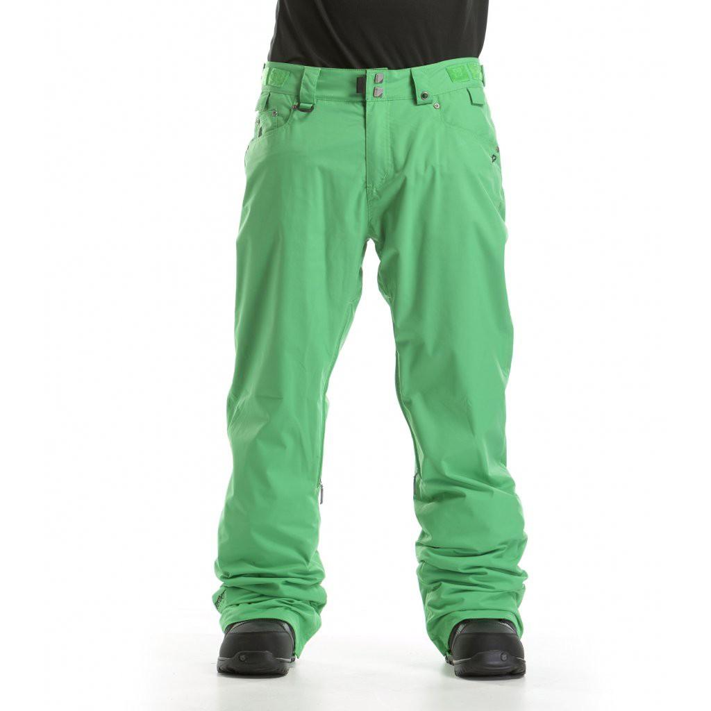 Kalhoty Nugget Charge 2 island green vel.M 16/17 + doručení do 24 hodin