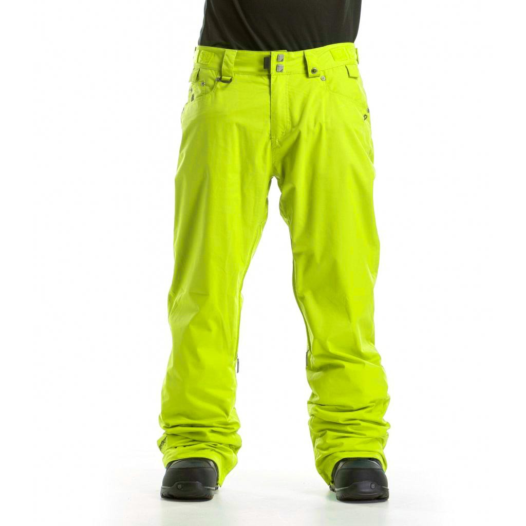 Kalhoty Nugget Charge 2 safety yellow