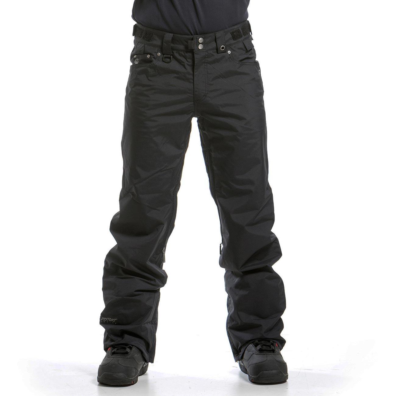 Kalhoty Nugget Charge 3 black
