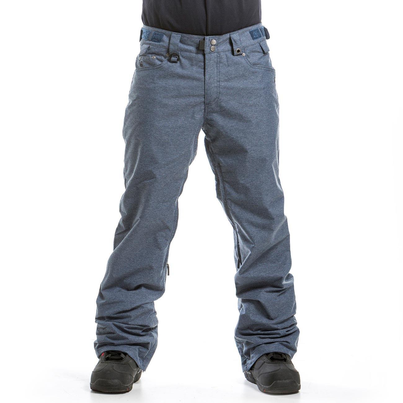 Kalhoty Nugget Charge 3 denim