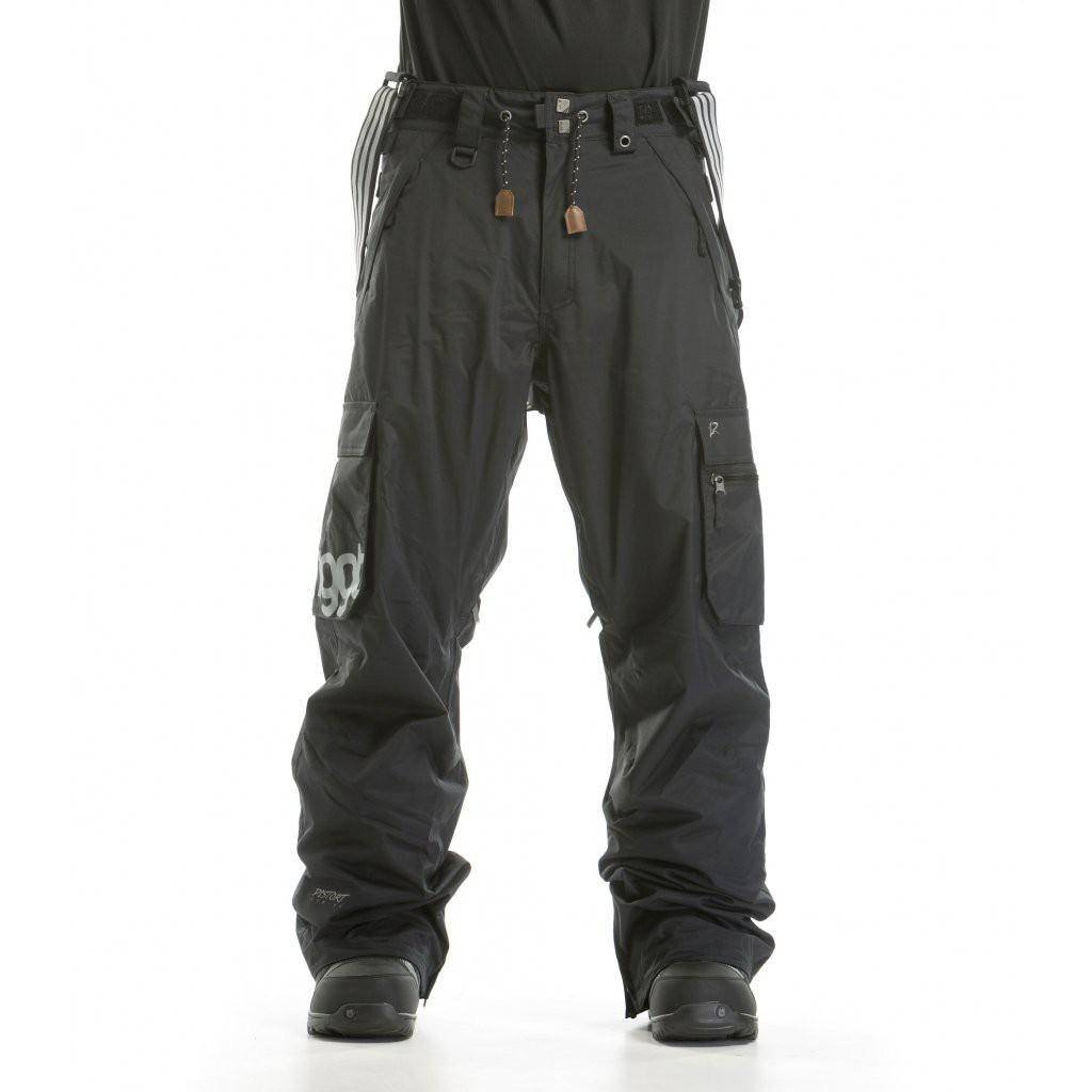 Kalhoty Nugget Dustoff 2 black