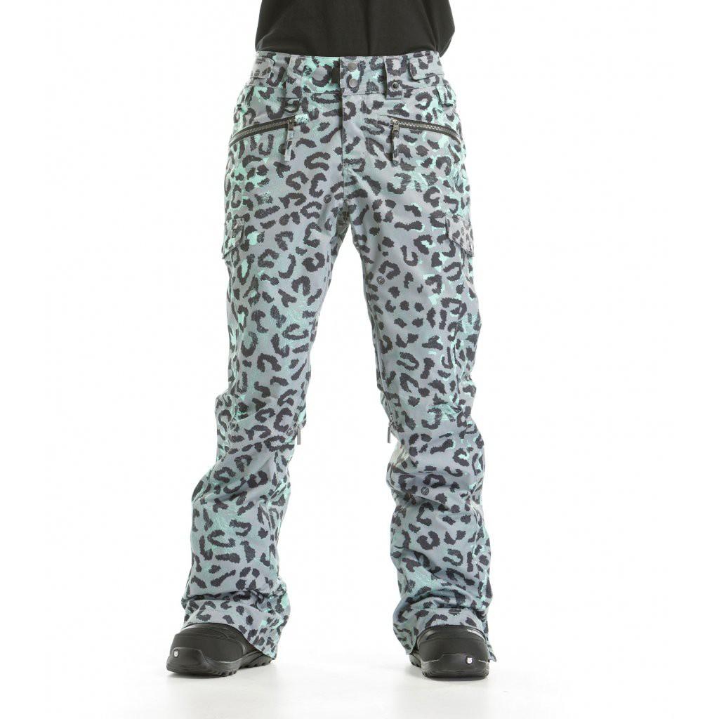 Kalhoty Nugget Frida 2 leopard print