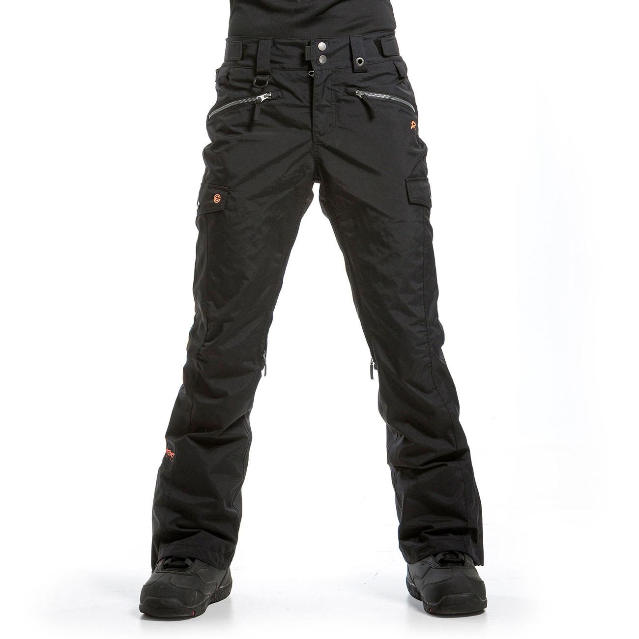 Kalhoty Nugget Frida 3 black
