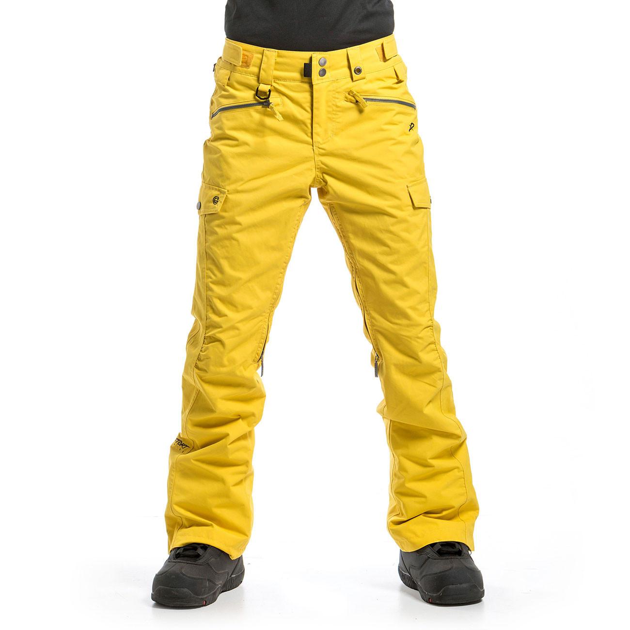 Kalhoty Nugget Frida 3 gold