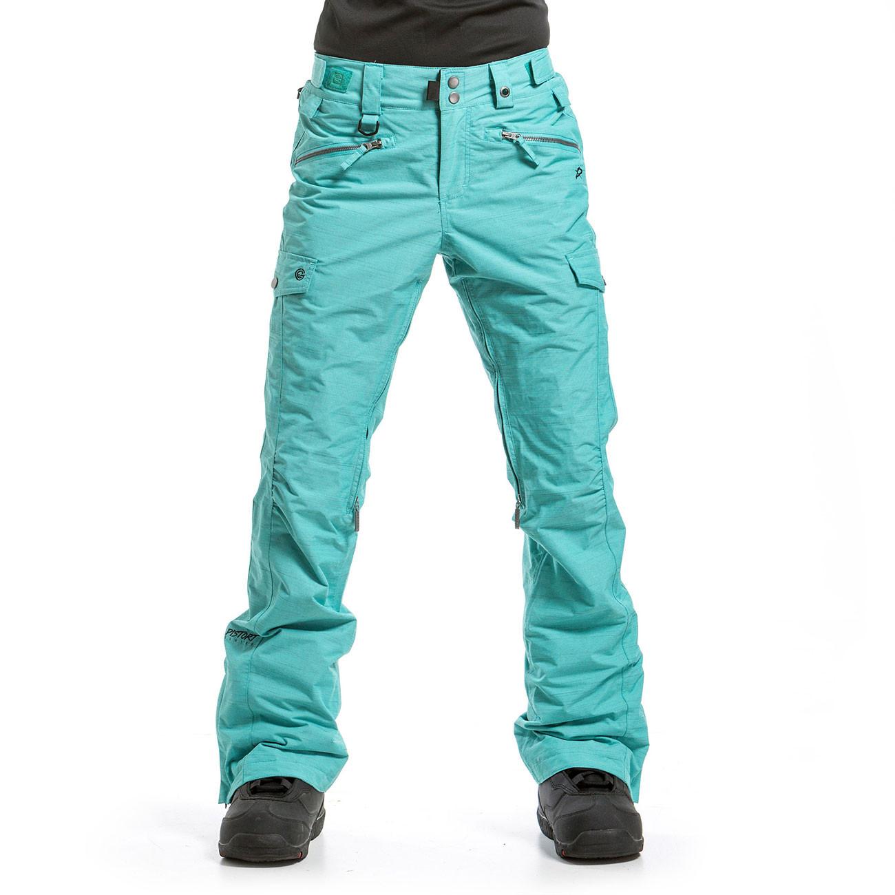 Kalhoty Nugget Frida 3 heather mint