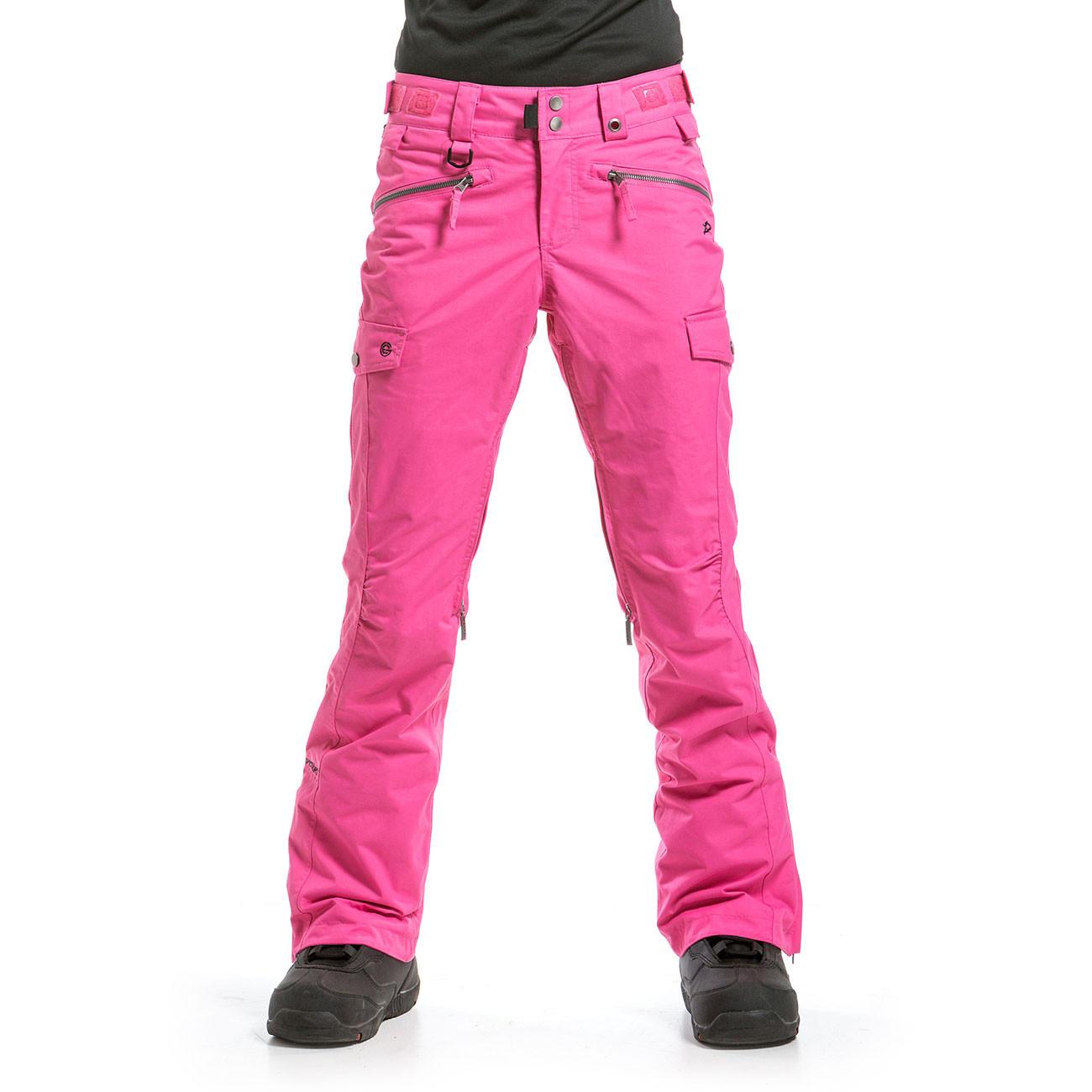 Kalhoty Nugget Frida 3 magenta