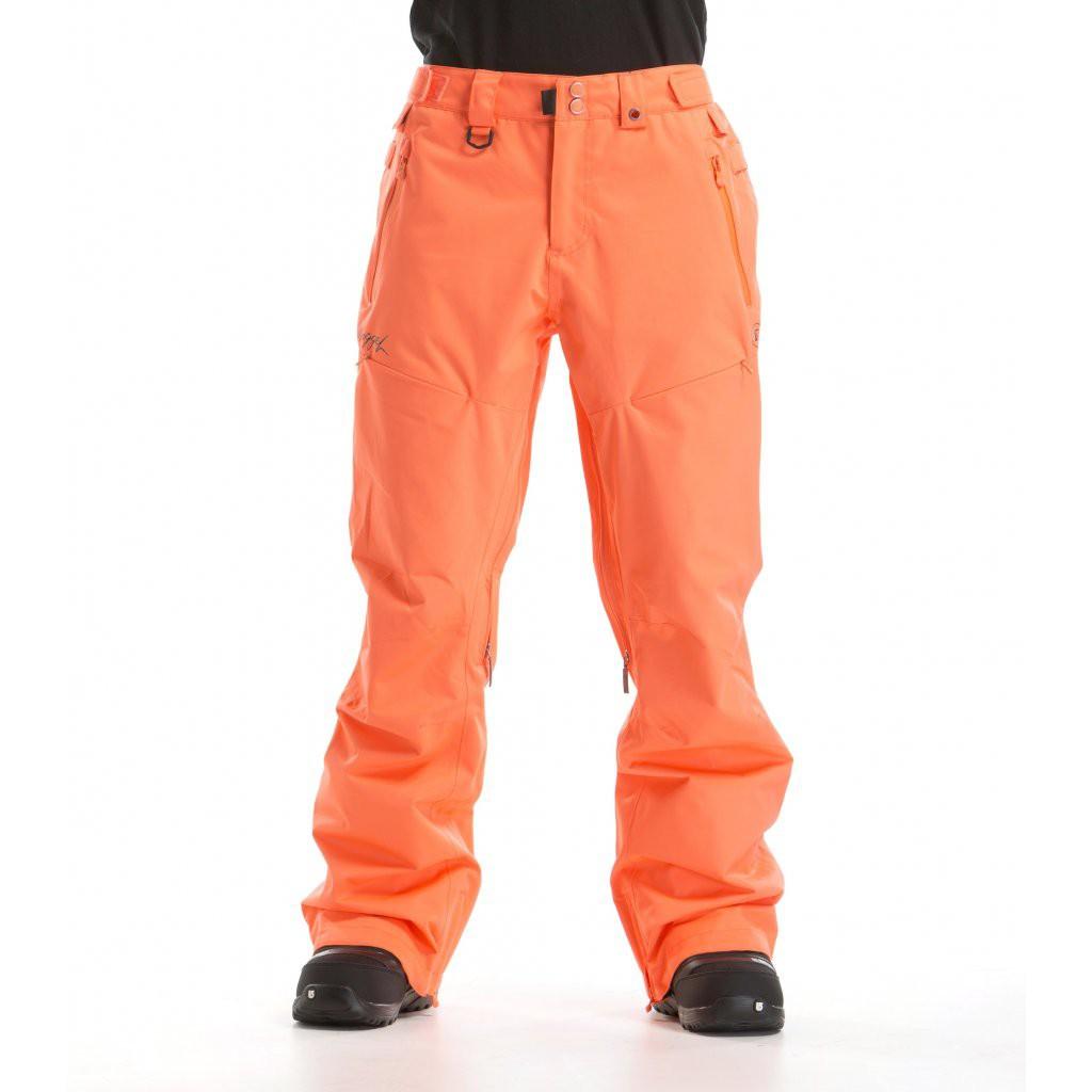 Kalhoty Nugget Vivid 2 acid orange