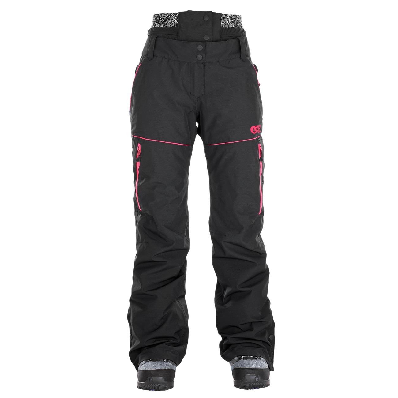 Kalhoty Picture Exa black