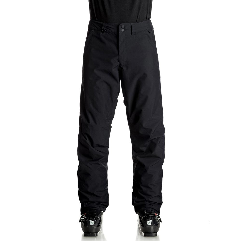 Kalhoty Quiksilver Estate black