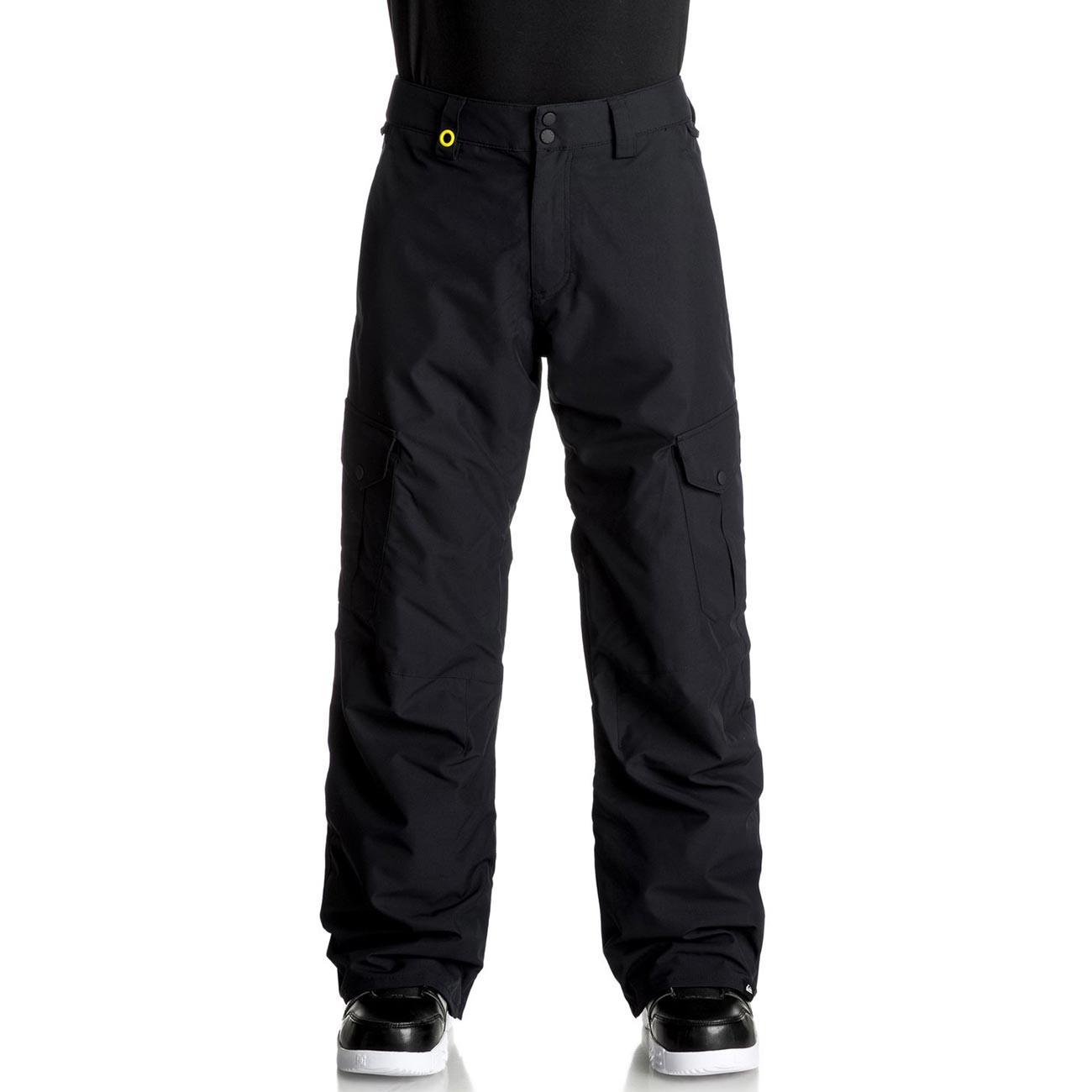 Kalhoty Quiksilver Porter black