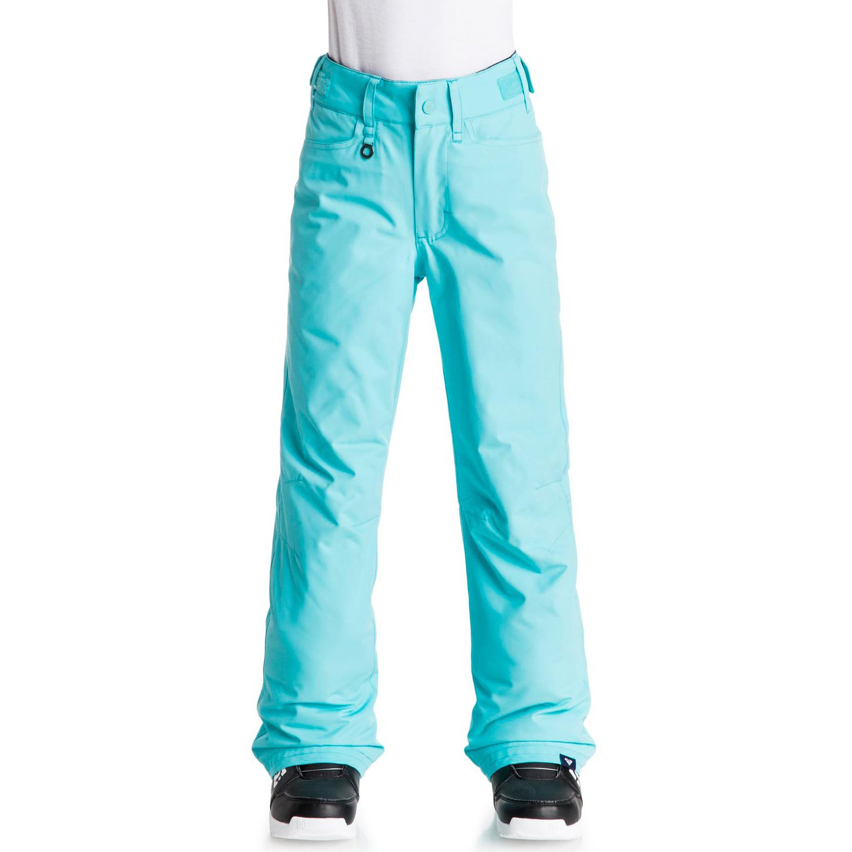 Kalhoty Roxy Backyard Girl blue radiance