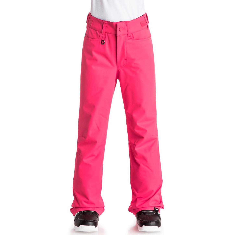 Kalhoty Roxy Backyard Girl paradise pink
