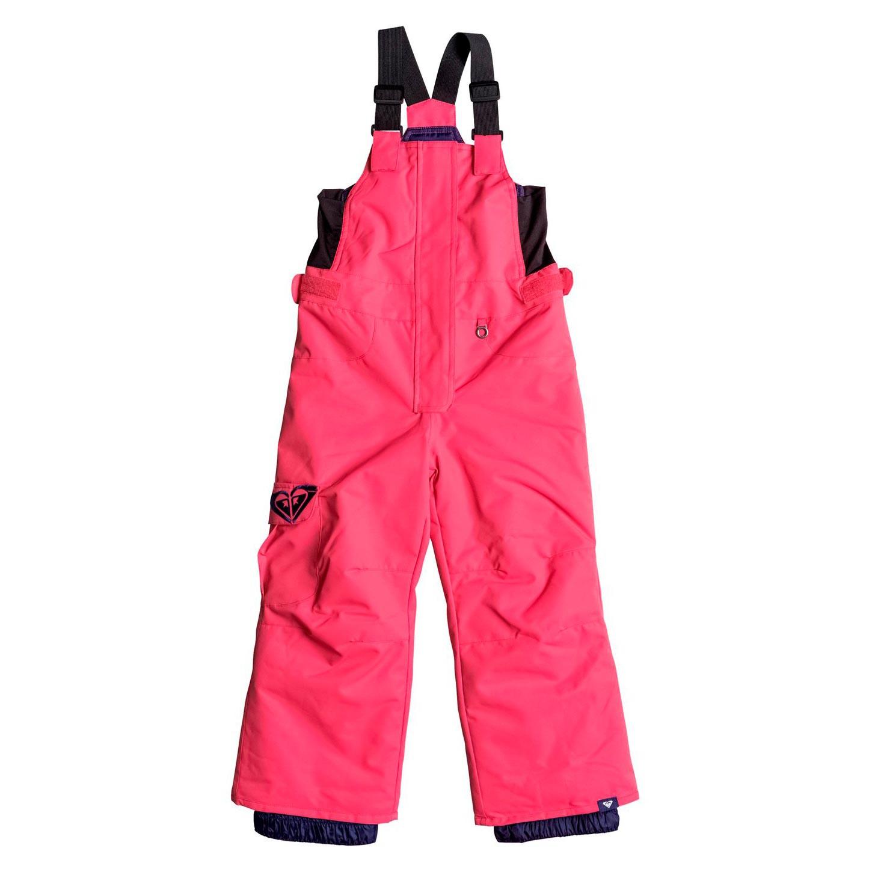 Kalhoty Roxy Lola paradise pink