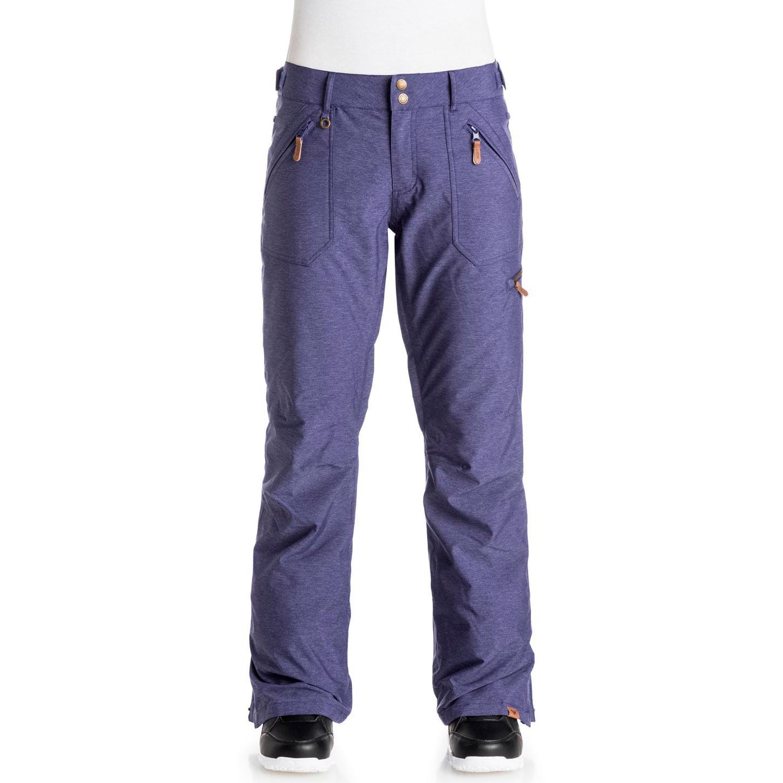 Kalhoty Roxy Nadia blue print vel.S 16/17 + doručení do 24 hodin