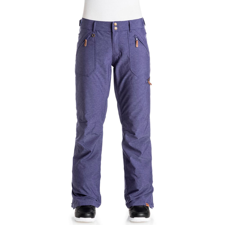 Kalhoty Roxy Nadia blue print