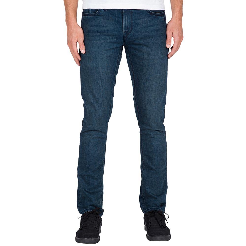 Kalhoty Volcom 2X4 Denim harbor blue