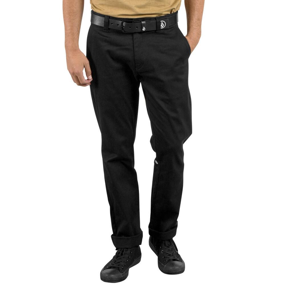 Kalhoty Volcom Frickin Modern Stret black