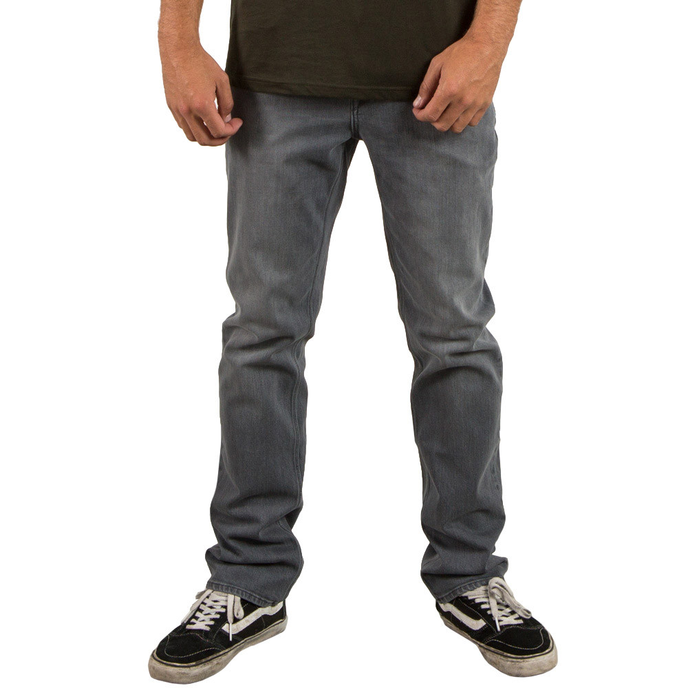 Kalhoty Volcom Solver Denim power grey