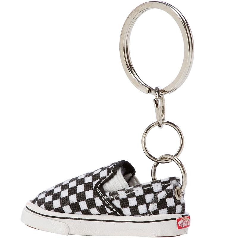 Vans Slip-On Keychain black white  0563fb012b99