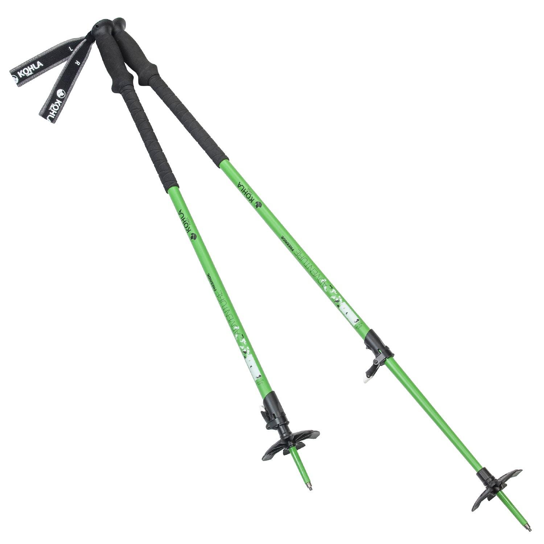 Kohla Adventure Freeride green vel.83-145 cm + doručení do 24 hodin