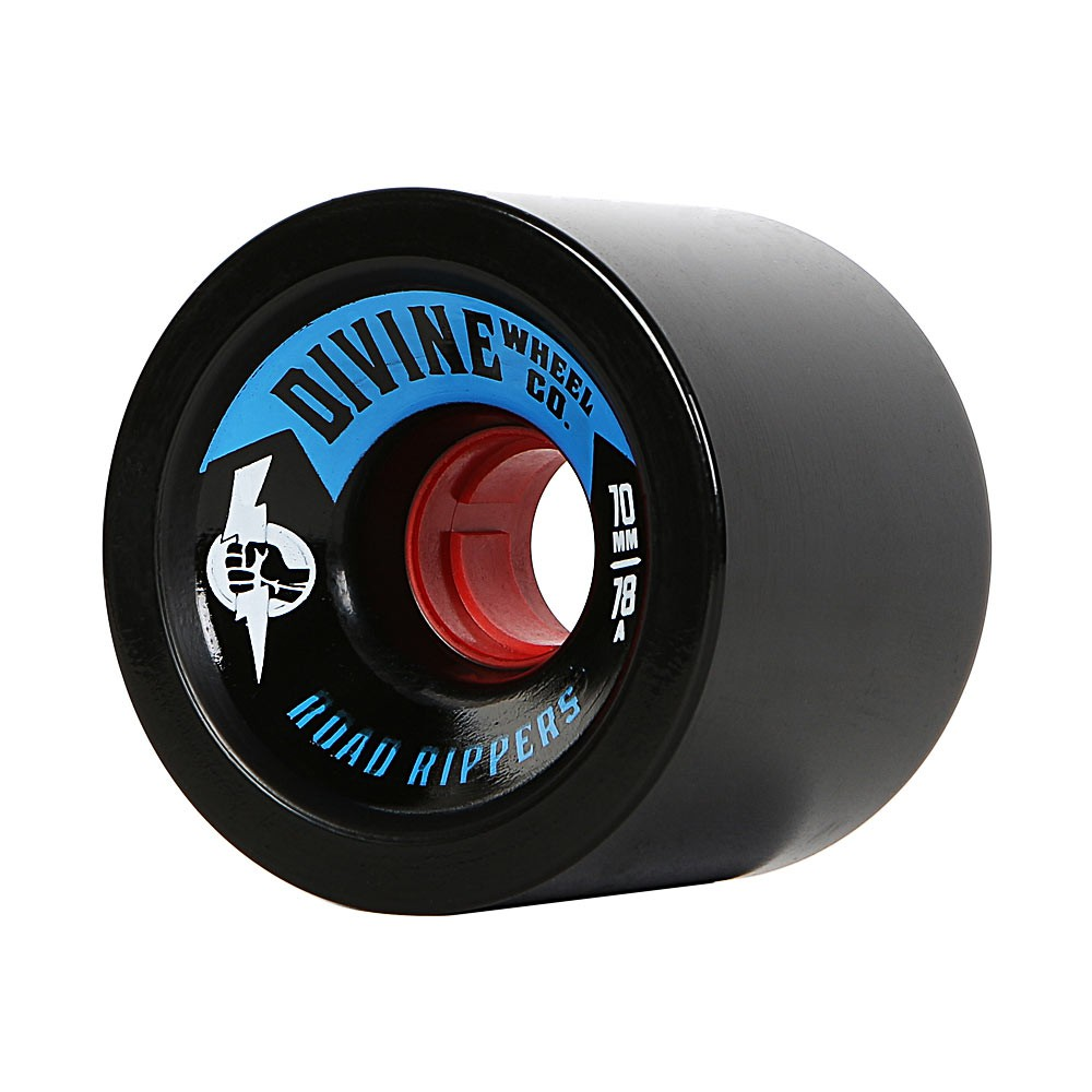 Kolečka Divine Road Rippers 70mm/78A black