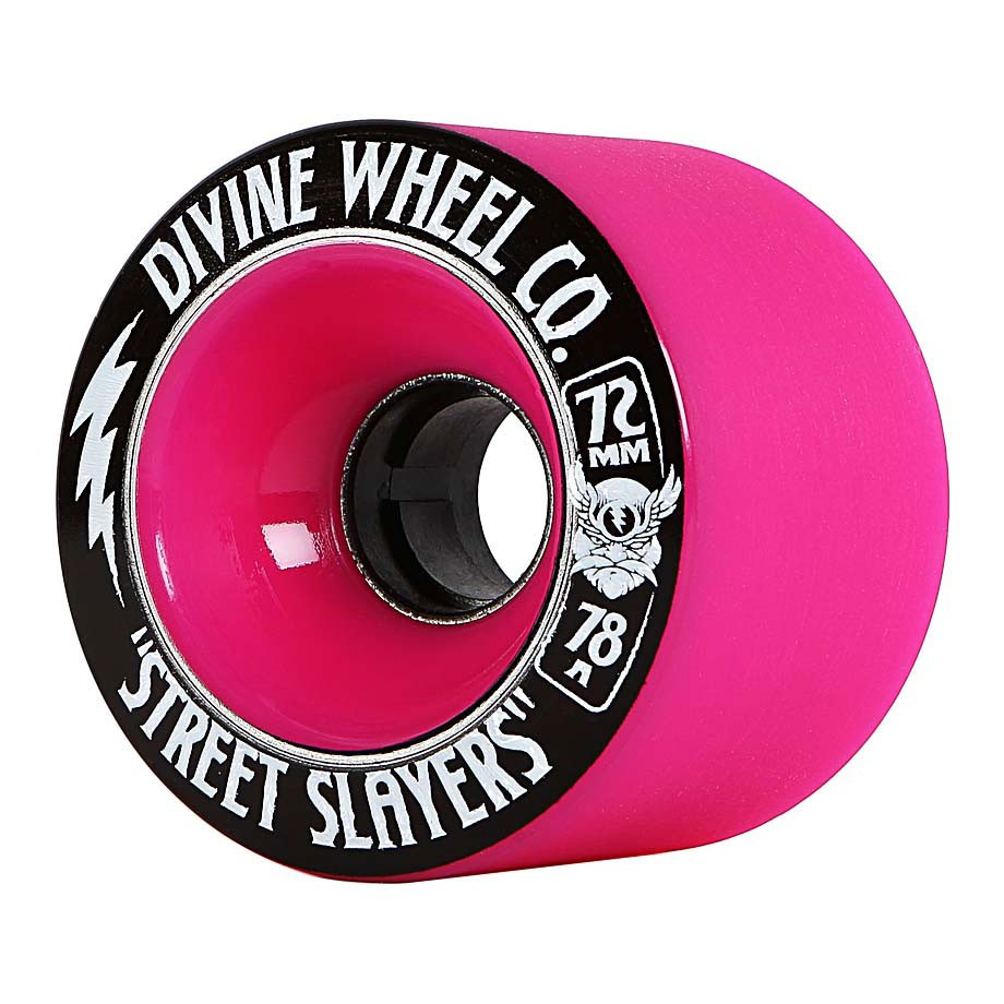 Kolečka Divine Street Slayers hot pink