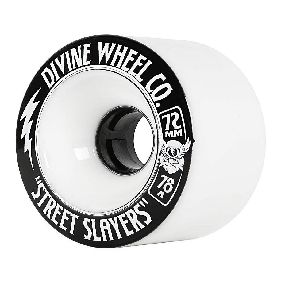 Kolečka Divine Street Slayers white