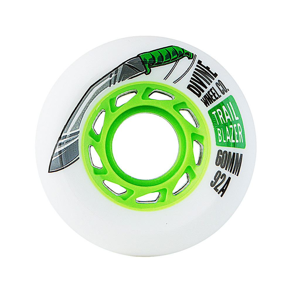 Kolečka Divine Trail Blazer white/green