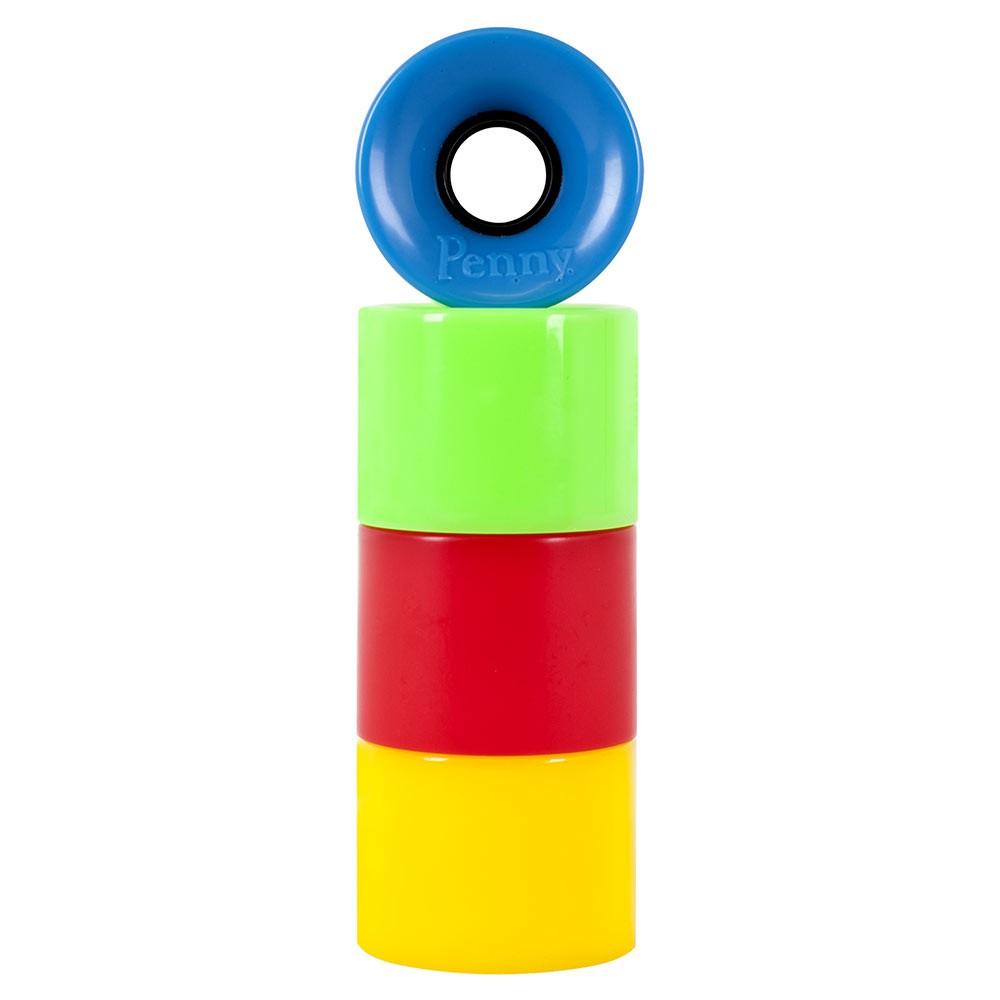 Kolečka Penny Wheels blue/green/red/yellow