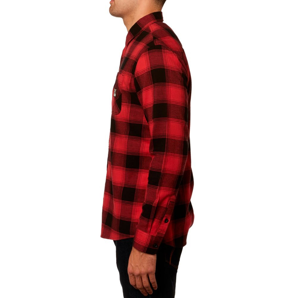 Košile Fox Longview Ltwt Flannel