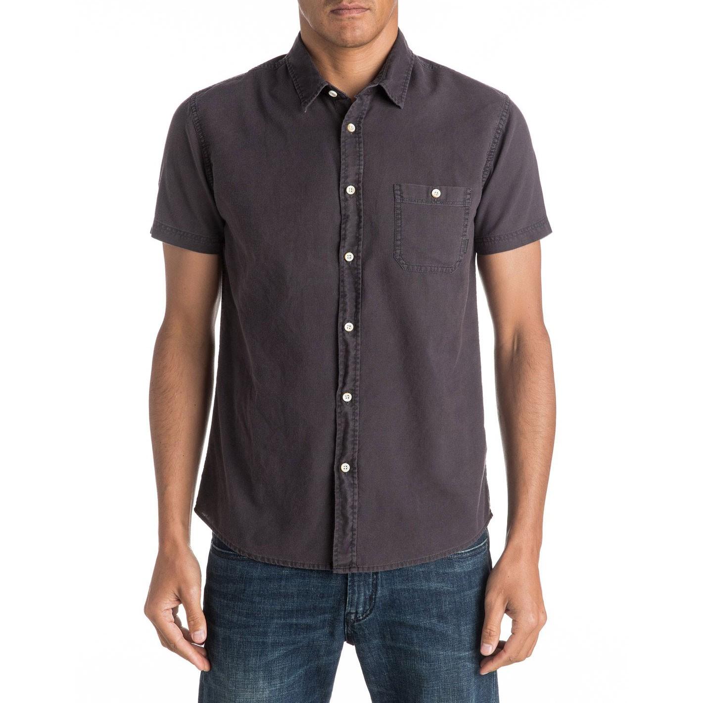 Košile Quiksilver Time Box tarmac