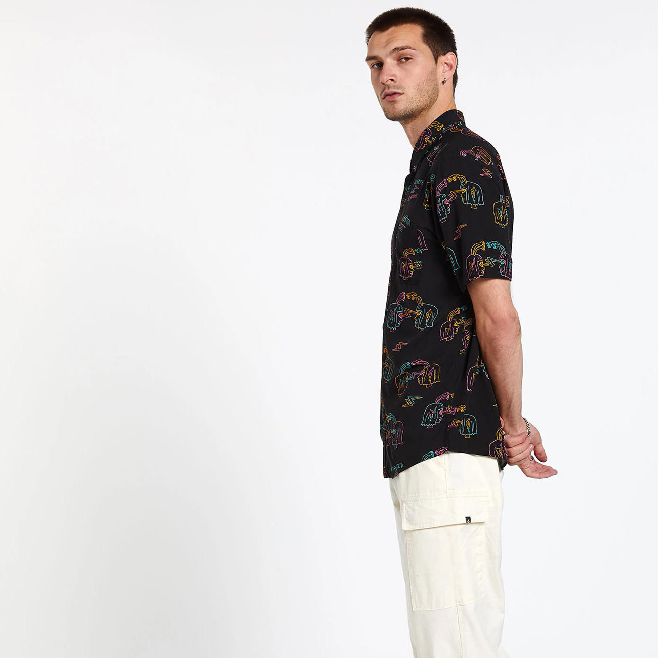 Shirt Volcom Alienated S/s