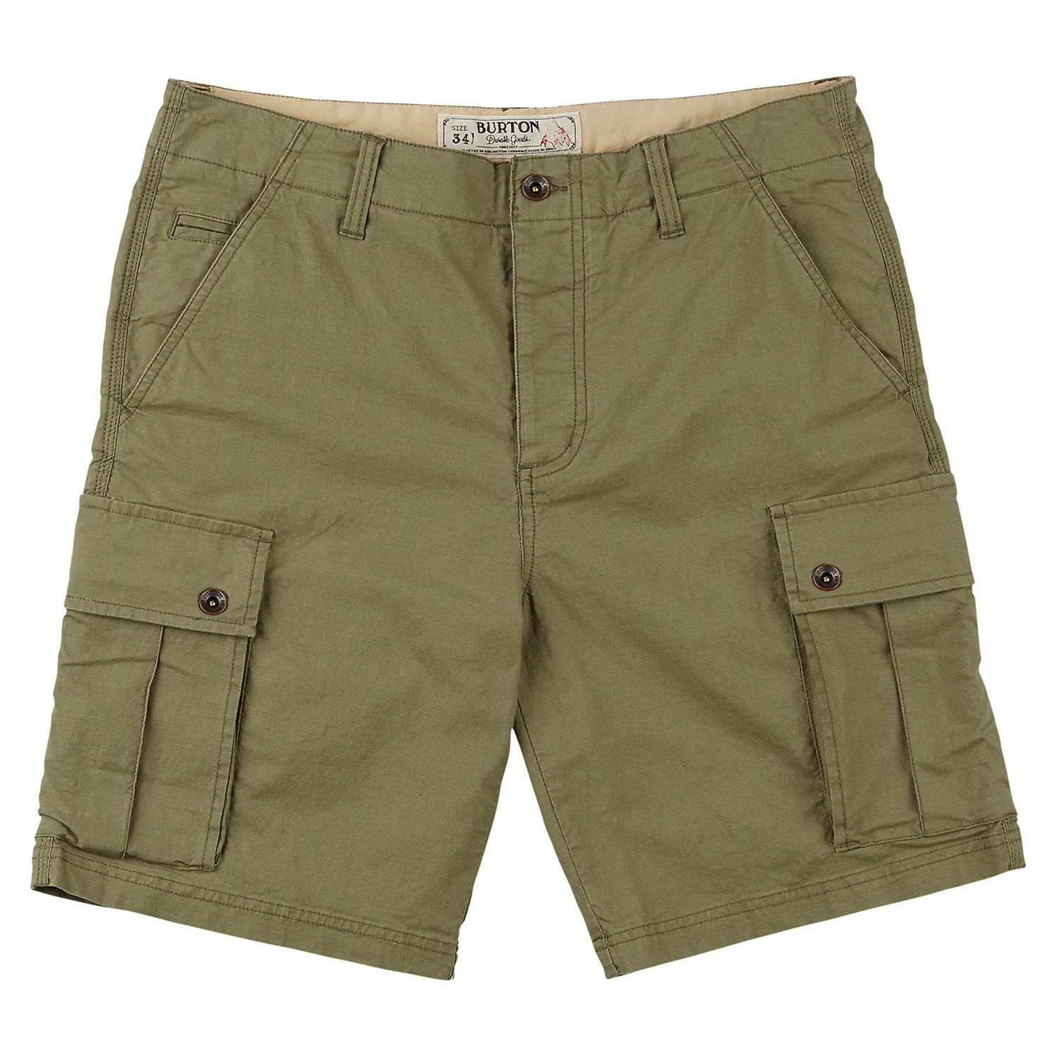 Kraťasy Burton Cargo Short dusty green