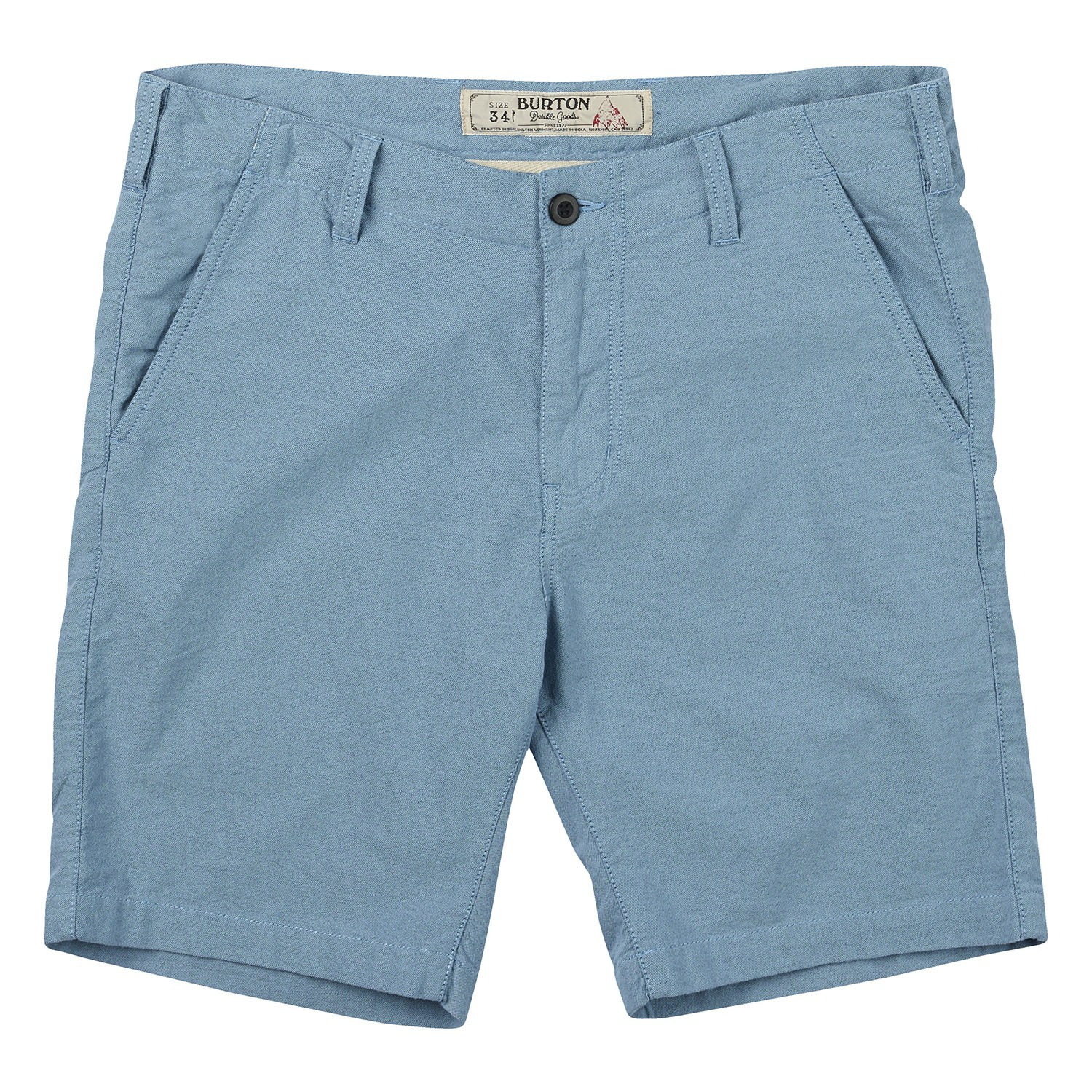 Kraťasy Burton Kingfield Short dark denim heather