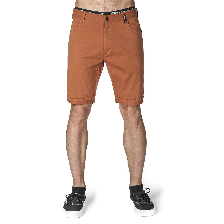Kraťasy Horsefeathers Noel Shorts rust