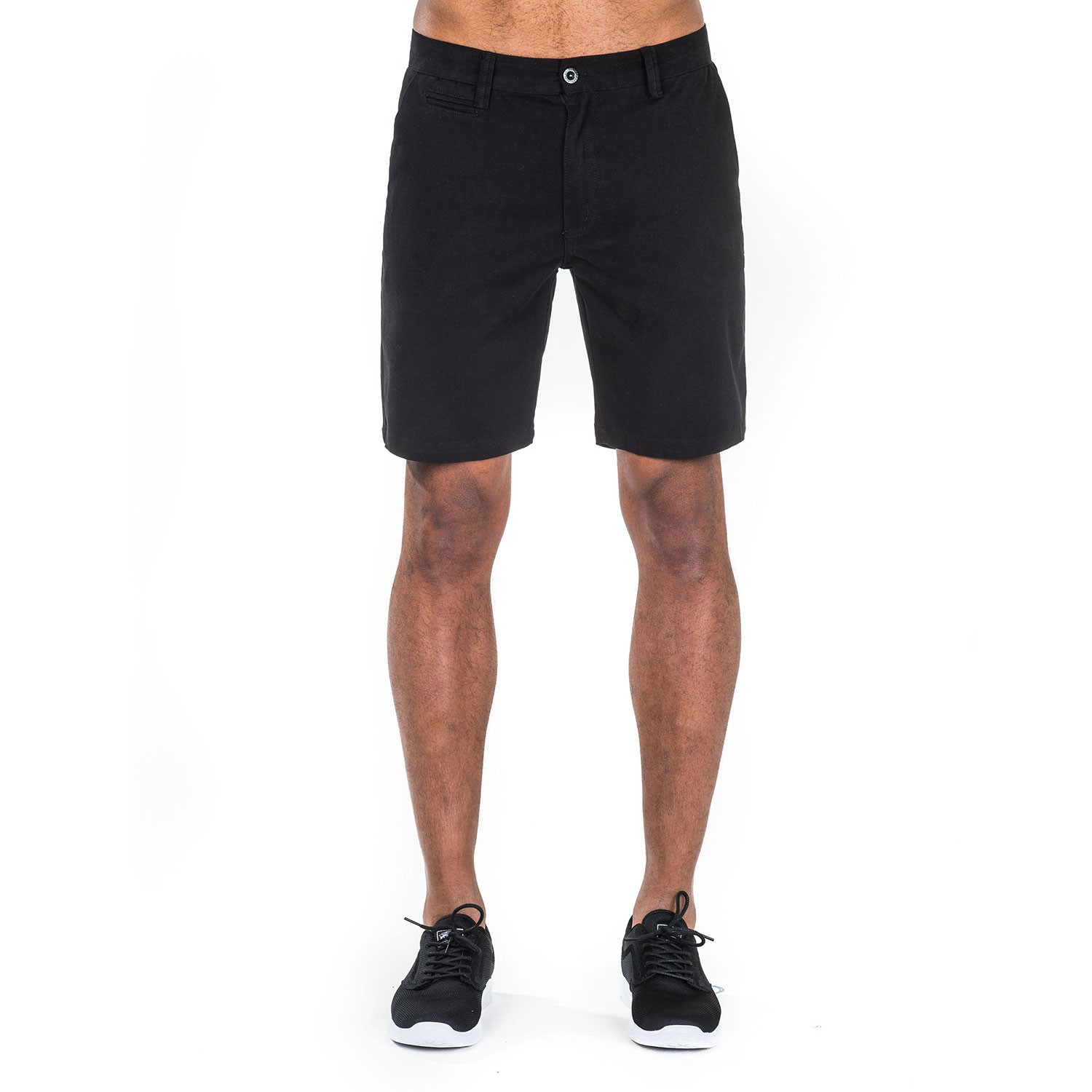 Kraťasy Horsefeathers Ritchie Shorts black